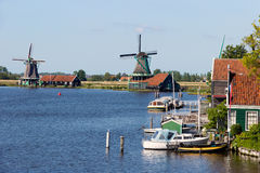 Zaanse Schans Stock Photos