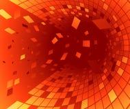 zaawansowany technicznie abstrakcjonistyczny tło Zdjęcie Stock
