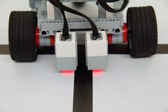 Zaawansowany technicznie robotyka Fotografia Stock