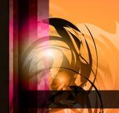 zaawansowany technicznie tło abstrakcjonistyczny biznes Zdjęcie Royalty Free