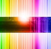 zaawansowany technicznie tło abstrakcjonistyczny biznes Zdjęcia Stock