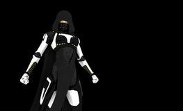 zabójcy charakteru cyborg ilustracji