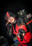 Zabójcy kredo cosplay fotografia stock