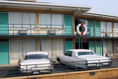 zabójstwa królewiątka luther oknówki Memphis miejsce zdjęcie stock