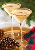 Zabaione Martini Fotografia Stock Libera da Diritti