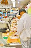 Zabars deli and grocery store in Manhattan Stock Images