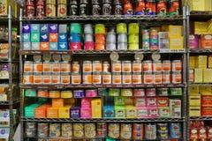 Zabars deli and grocery store in Manhattan Stock Image