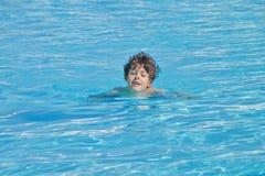 Zabawa czas w Aqua parku w Izmir Obraz Royalty Free