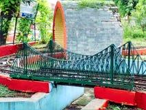 Zabawa most zdjęcia stock