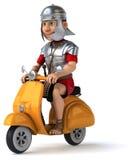 Zabawa rzymski żołnierz Zdjęcie Stock