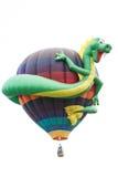 Zabawa smoka balon Zdjęcie Royalty Free