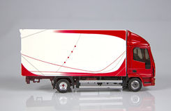 Zabawek ciężarówki Obrazy Royalty Free