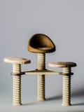 Zabawek krzesła Fotografia Stock