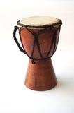 Zabawka - afrykański bęben Obrazy Royalty Free