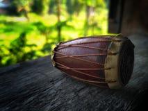 Zabawka bębenu południowi wschody Asia Zdjęcie Stock