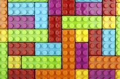 Zabawka bloki Obrazy Stock