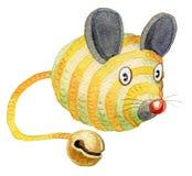 Zabawka dla kota ilustracja wektor