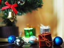 Zabawka dla wakacyjnej dekoraci Zdjęcia Stock