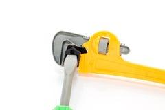 Zabawkarscy klingerytów narzędzia Zdjęcie Stock