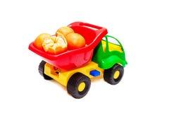 Zabawkarska ciężarówka Obrazy Royalty Free
