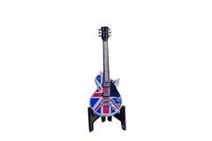 Zabawkarska gitara Obrazy Stock