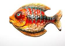 Zabawkarska ryba Obrazy Stock