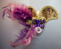 Zabawkarska Triangel maska Zdjęcia Stock