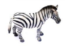 zabawkarska zebra obrazy royalty free