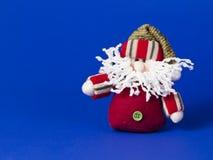 Zabawkarski Święty Mikołaj Obraz Stock
