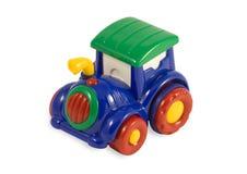 zabawkarski ciągnik Obrazy Stock