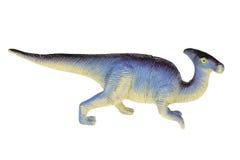 Zabawkarski dinosaur Fotografia Royalty Free