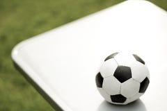 Zabawkarski Futbol Zdjęcie Royalty Free