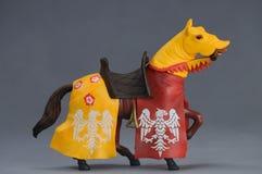 ZABAWKARSKI koń Fotografia Stock