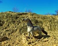 Zabawkarski koń Zdjęcie Royalty Free