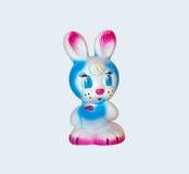 Zabawkarski królik Fotografia Stock