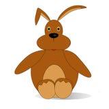 Zabawkarski królik Obraz Royalty Free