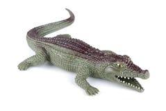 Zabawkarski krokodyl Fotografia Royalty Free