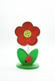 Zabawkarski kwiat Obraz Stock