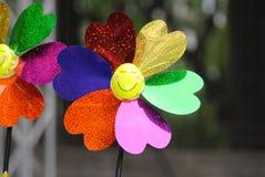 Zabawkarski kwiat Zdjęcia Stock
