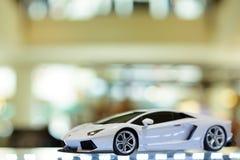 Zabawkarski Lamborghini Fotografia Royalty Free