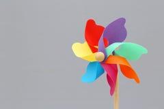 Zabawkarski pinwheel Zdjęcie Stock