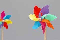 Zabawkarski pinwheel Fotografia Stock