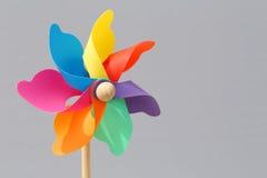 Zabawkarski pinwheel Obraz Royalty Free