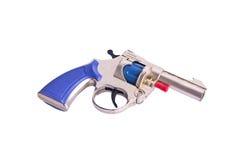 Zabawka pistolet Zdjęcia Royalty Free