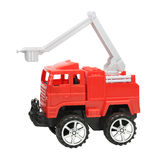 Zabawkarski pożarniczy samochód Fotografia Stock