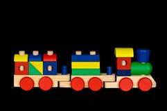 zabawkarski pociąg zdjęcie royalty free