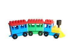 Zabawkarski pociąg Zdjęcie Stock