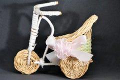 Zabawkarski rower obraz stock