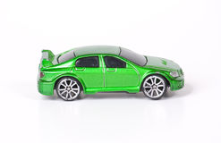 Zabawkarski samochód Obraz Stock