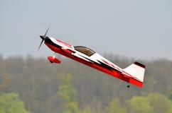 Zabawkarski samolot zdjęcia stock